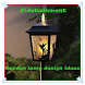 Garden lamp design ideas by fidetainment