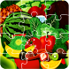 Fruit Puzzle for Kids by Petagorus