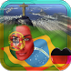 Rio Olympics 2016 face paint by dreams photo montage