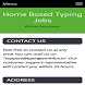 Online Typing Jobs by WDPA