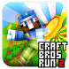 Craft Bros Run 2 by Ahoy!