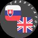 Slovak - English Translator