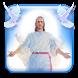 christ deity god Jesus launcher theme by Hello Keyboard Theme