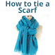 Ways To Tie A Scarf by sunglow