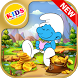 adventure of smurf in the epic blossom run by kidsmediasys