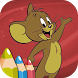 Coloring Game For Jerry by PageKidsColoring Games