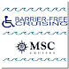 Barrier-Free MSC Cruises by TARGETED Apps