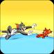 Subway Jerry Cheese Run Tom 3D Game