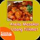 Resep Masakan Udang Nikmat by Davdev