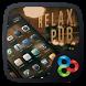 Relax Pub GO Launcher Theme by ZT.art