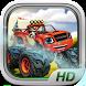 Blaze Heroes Monster Machines by SEG4
