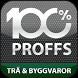 100% Proffs by 100 Procent Proffs