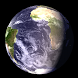 Earth Satellite Live Wallpaper by FourteenGreen