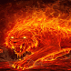 Fiery Beast Live Wallpaper by Daksh Apps