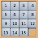15 Puzzle - Sliding Game by JASS