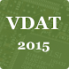 VDAT 2015 by Sufalam Technologies Private Ltd.