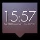 Zooper Widget Elegant HD Clock by Mariux