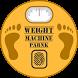 Weight Machine Scanner Prank by Enjoy App9 Inc