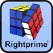 Rubik's Cube Solver by RightPrime Software