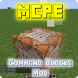 Command Blocks Mod MCPE by FanBleakkama