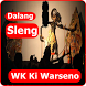 Wayang Kulit Sleng : Ki Warseno Dalang Sleng
