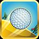 Mini golf games Cartoon Desert by Mad Elephant Studios Sports Fun Games