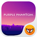 Purple Phantom -Launcher Theme by Live Group