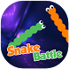 Snake Battle by ZoldycK