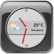 Slate Clock Widget [Free] by Us Droid