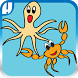 Childrens Book - Octopus & Me by HeapsOfApps.com