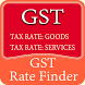 GST Rate Finder (India) by Ali Abbas Devloper