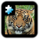 Jigsaw Puzzle VIP: Tiger by CoCoPaPa Soft