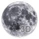 Moon Globe 3D by Stephan Guenther - Space Dream Studios