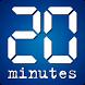 20 Minutes pour Tablette by 20 Minutes