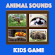 Animal sounds-Kids Game by jacky_2012