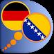 Bosnian German dictionary