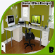Home Office Design Ideas by Bekenyem
