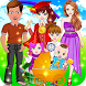 My Baby Grow Up life story by BabyGamesStudio