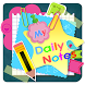 My Daily Notes by DEX Kids Studio