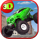 Monster Truck Racing Stunts 3D