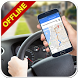 Offline GPS Navigation Maps & Route Finder by World Live Earth Map Studio