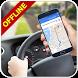 Offline GPS Navigation Maps & Route Finder