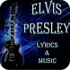 Elvis Presley Lyrics & Music by BlooMoonApps