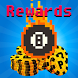 Instant Rewards 8 Ball Pool by miwok.inc