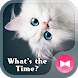 Cute Theme-What's the Time?- by +HOME by Ateam