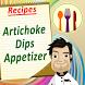 recipe book artichoke dips
