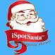 iSpotSanta's Santa Tracker by Pasquale Murena