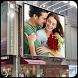 Stylish Billboard Photos Frame by Masha Apps Studio