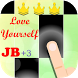 Love Yourself Piano Game: JB by Jayyo