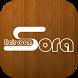 """Hair salon """"Hair room Sora"""" by GMO Digitallab, Inc."""